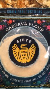 Siete Cassava Flour Tortillas