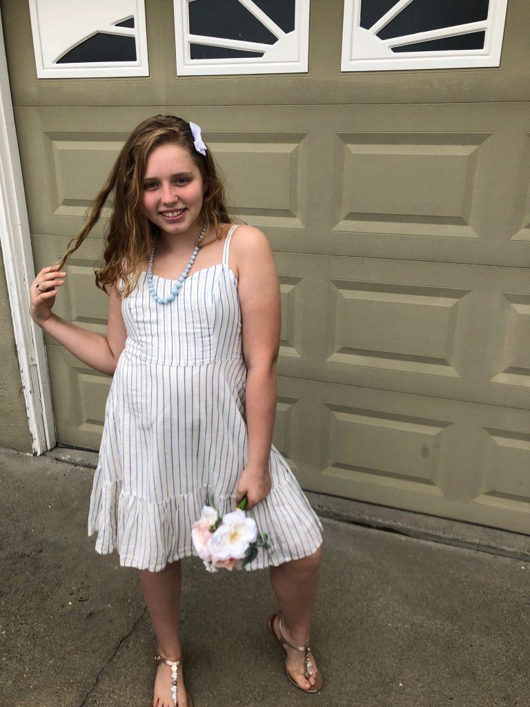 Old Navy spring 2019 dress