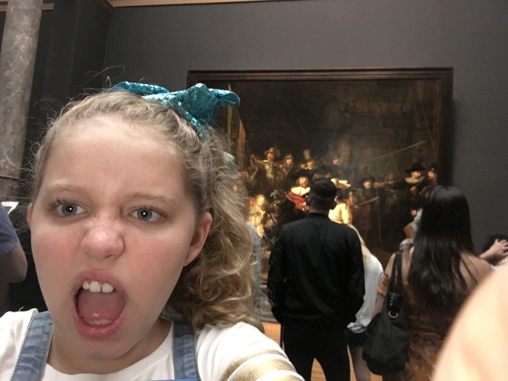 M and Rembrandt
