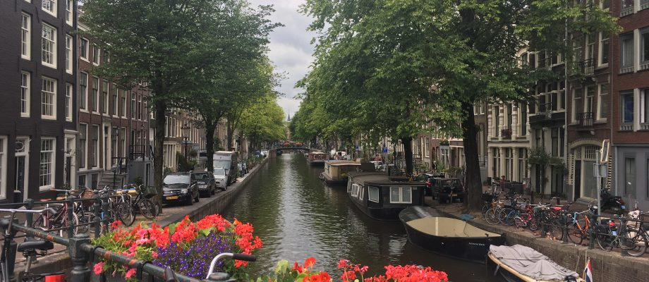 Amsterdam with Tweens and Teens