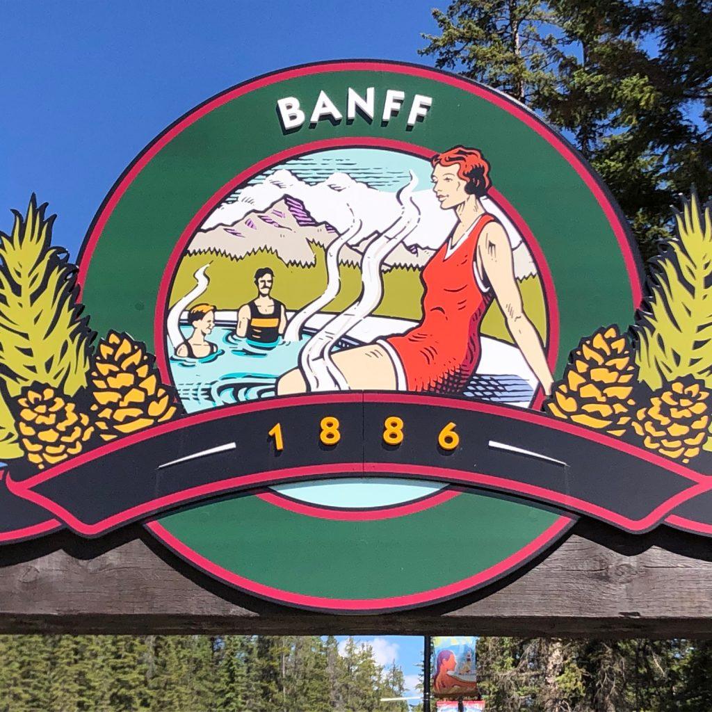 Banff Upper Falls