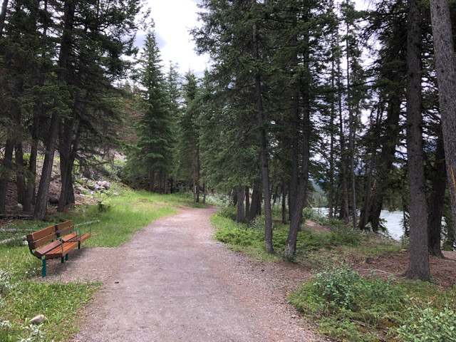 Bow River Trail, Banff