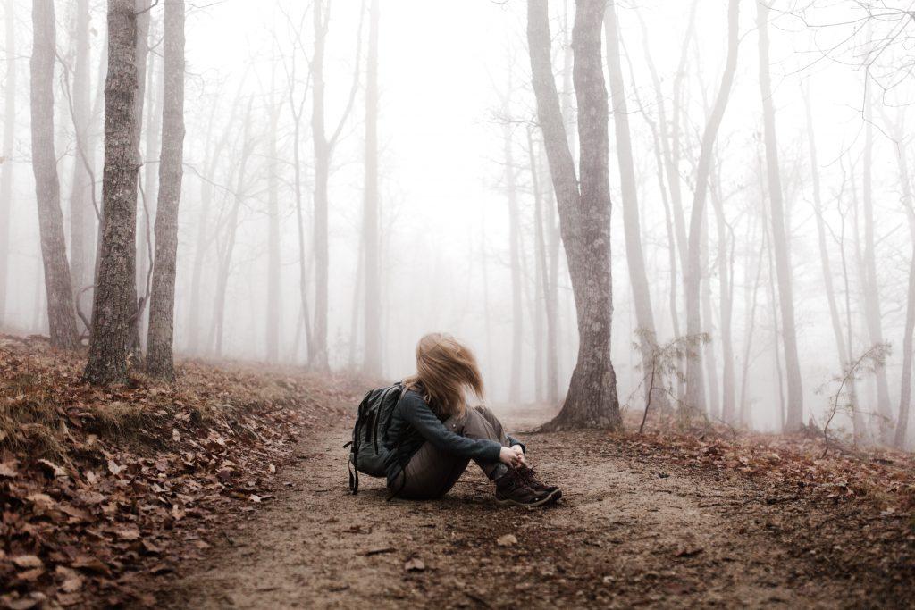 Sad girl Photo by Andrew Neel on Unsplash