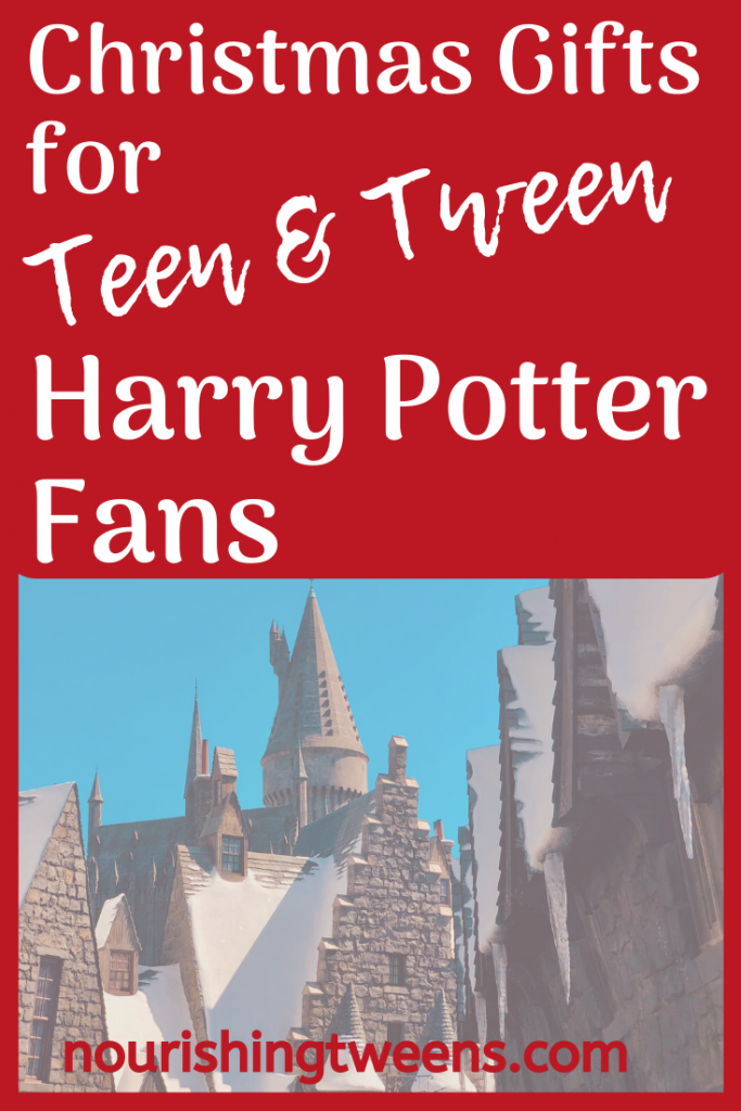 Harry Potter Christmas Gifts for tweens and teens