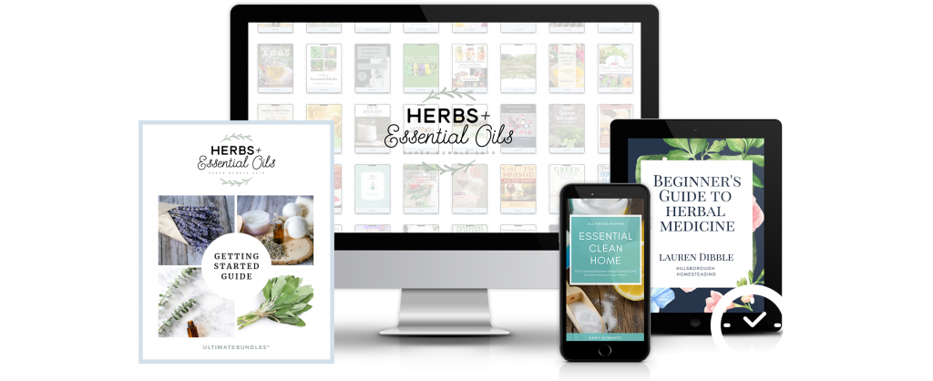Ultimate Bundles Herbs & Essential Oils Bundle