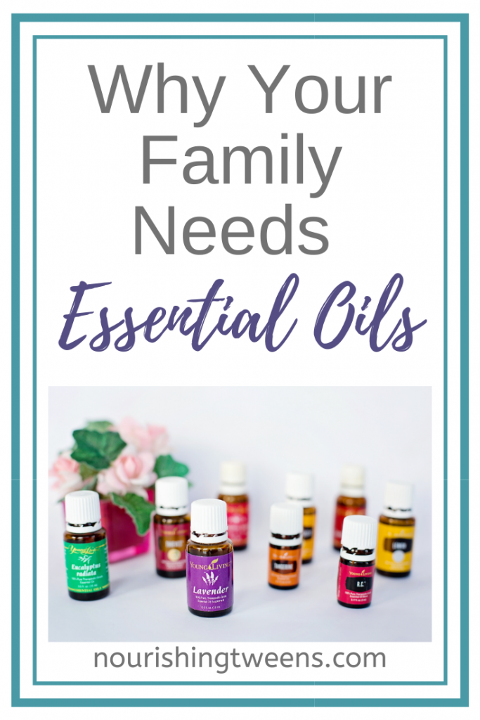 Why your family needs essential oils