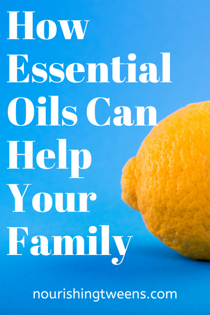 How essential oils can help your family