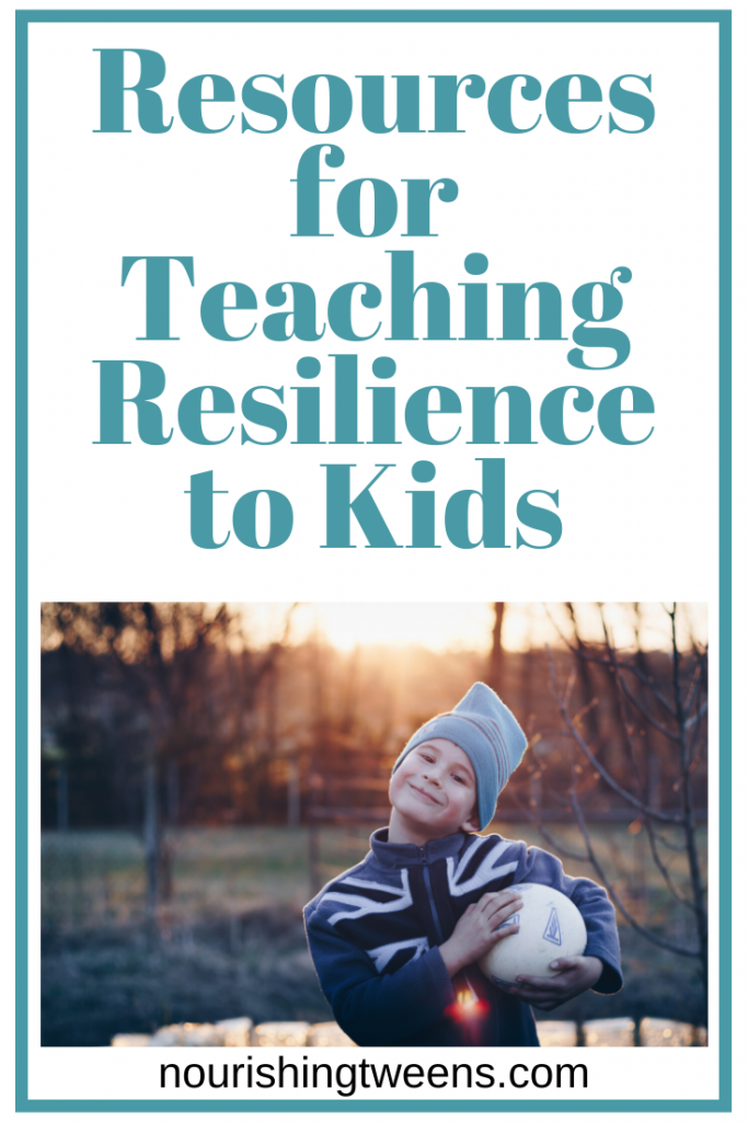 Resources for teaching resilience