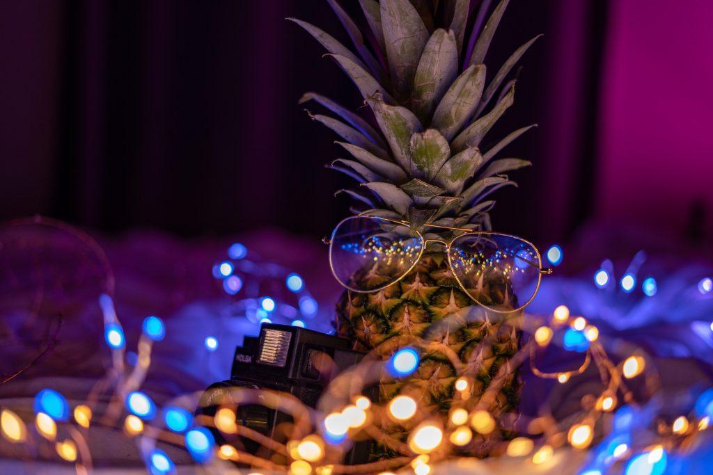 Sleepy pineapple Photo by Pineapple Supply Co. on Unsplash