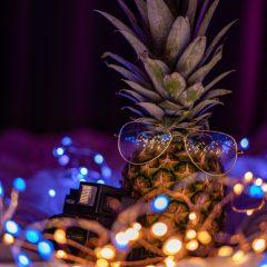 Sleepy pineapple Photo by Pineapple Supply Co.