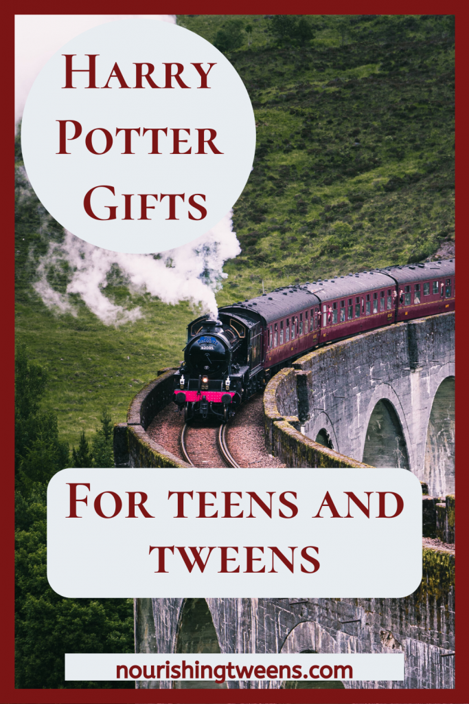 Harry Potter gifts for teens and tweens