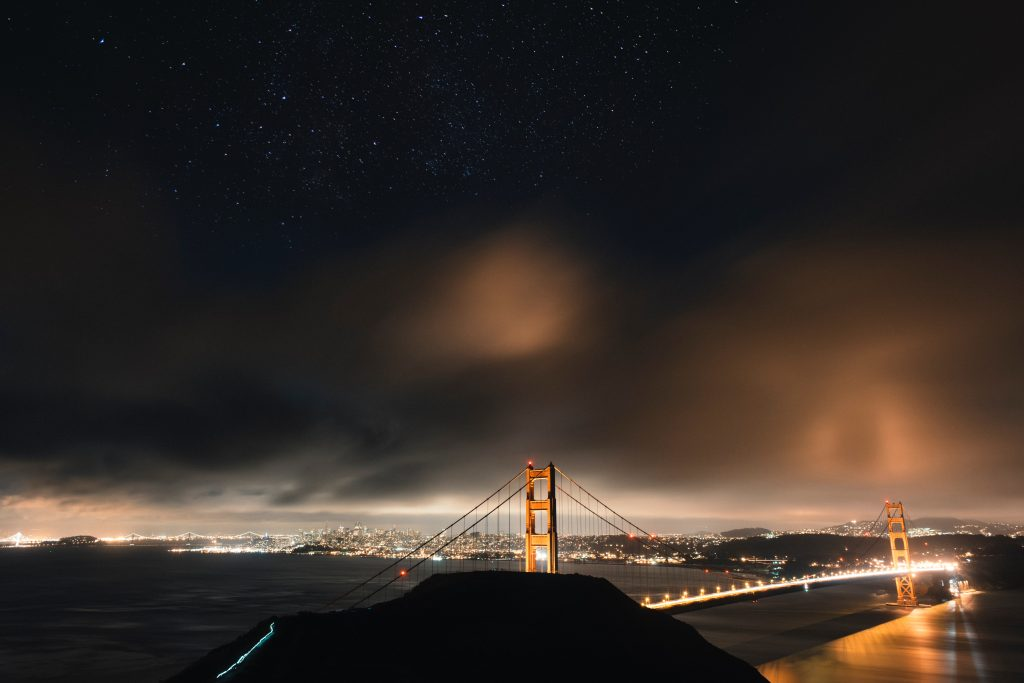 San Francisco Photo by Andrew Coelho on Unsplash