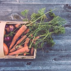 Carrots and vegetables Photo by Markus Spiske on Unsplash
