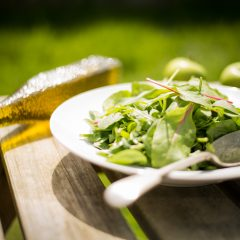 Salad Photo by Mike Kenneally on Unsplash