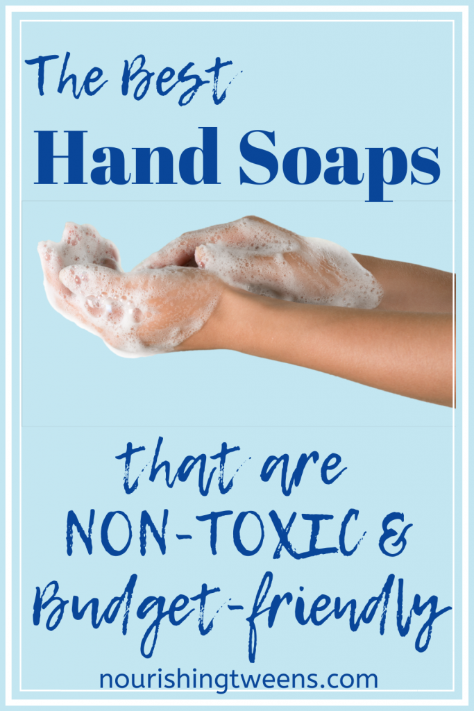 Best non-toxic hand soaps