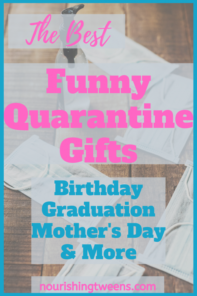 Funny quarantine gifts on Etsy