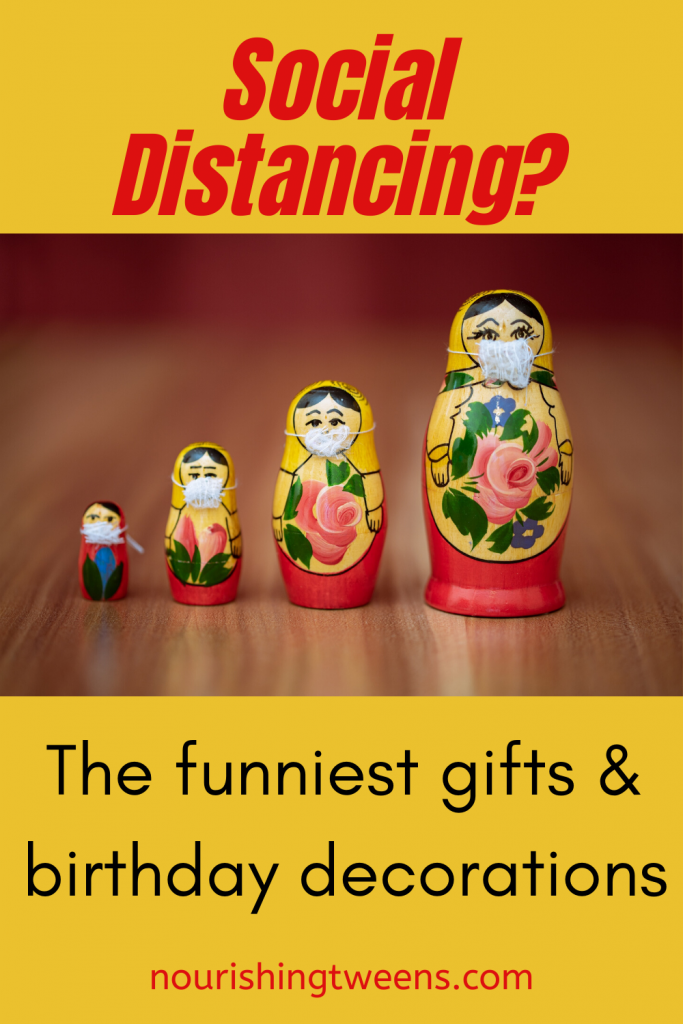 Funny social distancing gifts