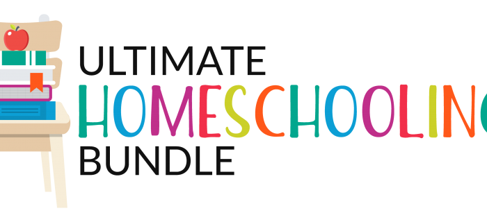 Ultimate Homeschooling Bundle