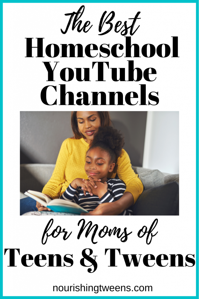 Homeschool YouTube channels